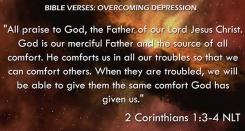 2 Corinthians 1:3-4 NLT