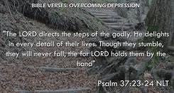 Psalm 37:23-24 NLT