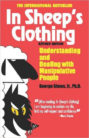 In Sheep's Clothing: A Primer on Manipulation - Review #manipulation #relationships